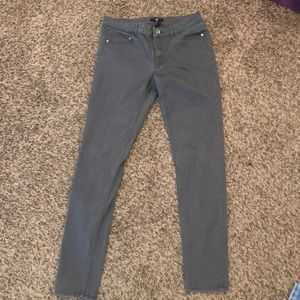 H&M jeans skinny gray size 10 30x30